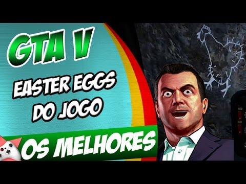 GTA V Nova Geração - Easter Eggs do Jogo