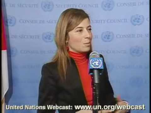 TodaysNetworkNews: SPAIN MINISTER, BIBIANO AIDO ALMAGRO on WOMENS STATUS @ UN