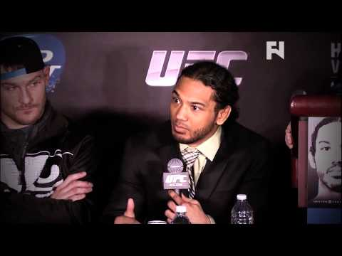 UFC Fight Night 49 Benson Henderson vs Rafael Dos Anjos  Fight Network Preview