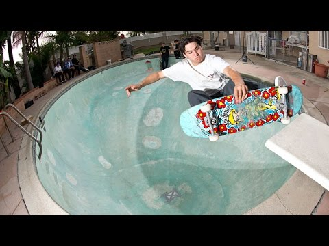 "Ronnie Sandoval's ""Living Free"" part"