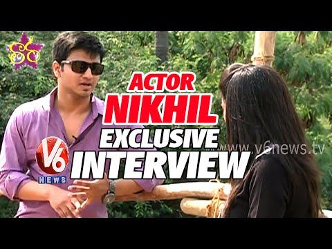 Karthikeya Nikhil Special Chit Chat - Taara V6 Exclusive