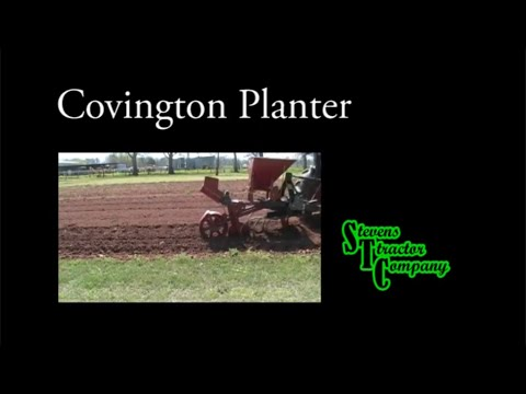 Covington Planter