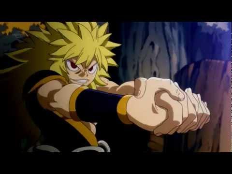 [ Fairy Tail ] Natsu Vs Zancrow Amv - Satellite ♫ video