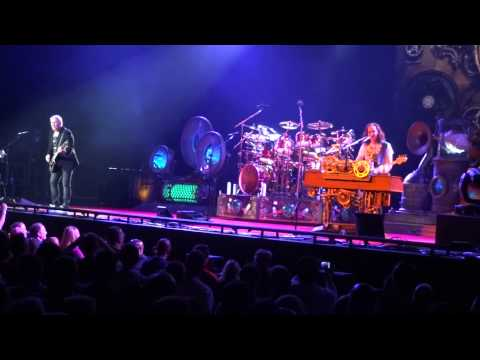 Middletown Dreams ''Live'' 9-9-2012 RUSH @ Jiffy Lube Pavilion