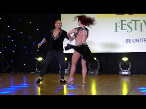 WZF2019 with Larissa & Kadu in performance ~ Zouk Soul