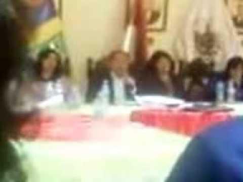 Sesión de Consejo Regional de la Libertad Descentralizada en Malabrigo