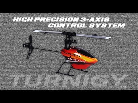 HobbyKing Product Video - Turnigy FBL 3D Micro Heli