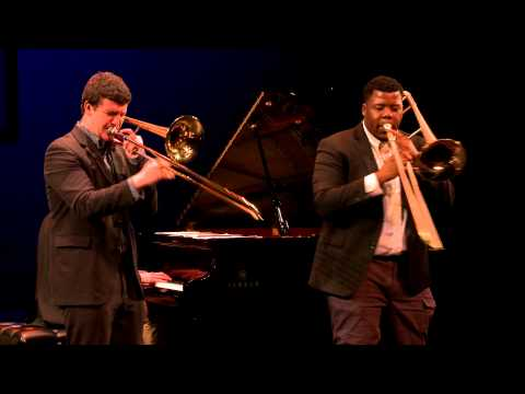 Jazz Combo  I Let a Song Go Out of My Heart  2015 YoungArts New York