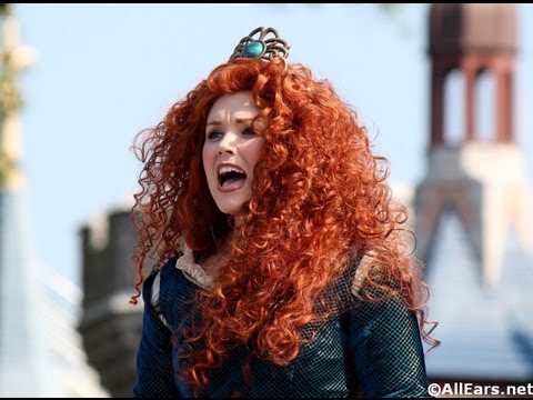 Merida's Royal Celebration at Disney's Magic Kingdom
