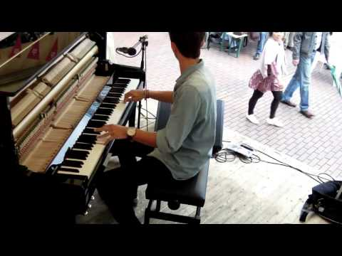 Luca Sestak · Boogie Woogie Stomp · Summerjazz Pinneberg 2013 · Boogie Woogie Piano video