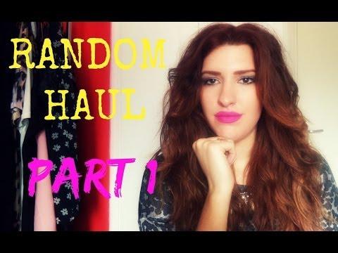 RANDOM HAUL (Part 1)