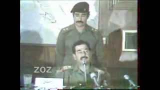 بالفيديو: في ذكرى ميلاده.. صدام حسين يكشف دور الجيش العراقي في حرب أكتوبر