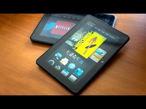 Tested In-Depth: Amazon Kindle Fire HDX Tablet Review