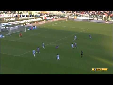 Fiorentina-Napoli 0-1   25/10/09