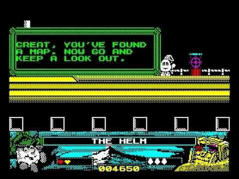 Crystal Kingdom Dizzy Walkthrough, ZX Spectrum
