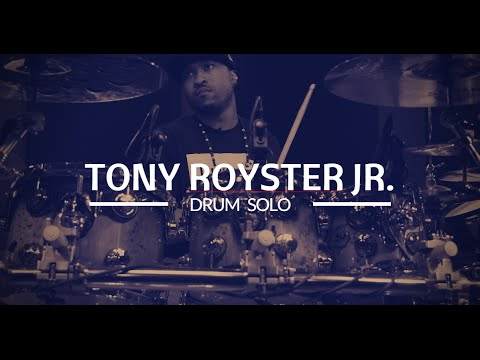 Tony Royster Jr. Drum Solo - Drumeo Edge (Solo #4 of 4)