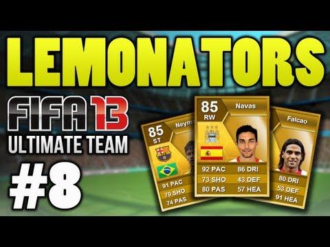 FIFA 13: Ultimate Team Lemonators FC #8 SUMMER TRANSFERS