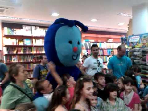 Pupi visita la librer a infantil carmen 1 2 youtube - Libreria carmen ...