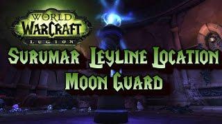 WoW Legion: Surumar Leyline Bling - Moon Guard