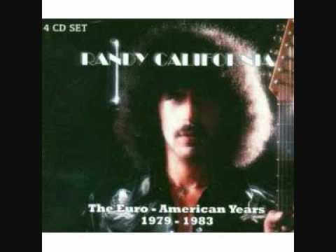 RANDY CALIFORNIA Trouble In Mind