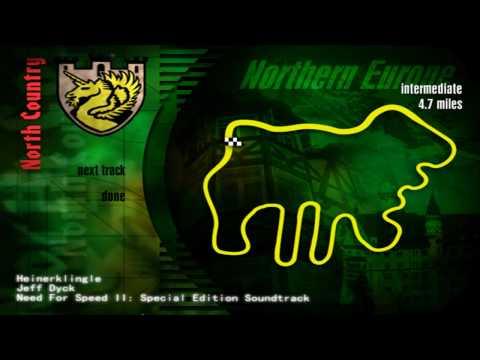 Need for Speed II Soundtrack - Heinerklingle