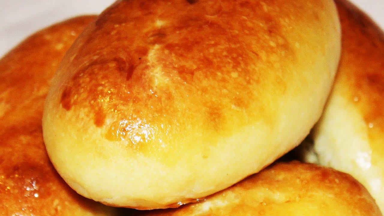 Пирожки с картошкой и с мясом в духовке пошаговый рецепт