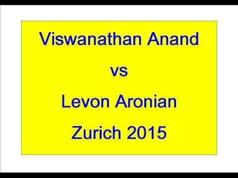 Viswanathan Anand vs Levon Aronian 2015