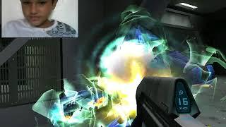 x gamer halo jugando parte3