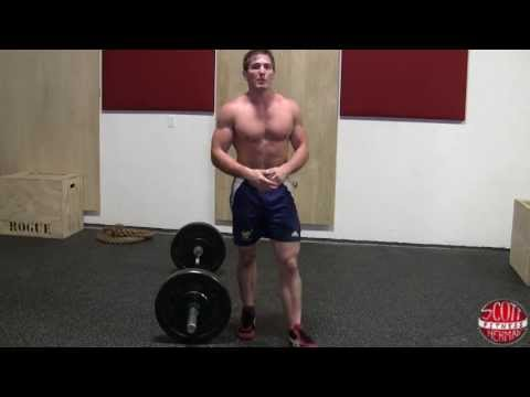 Romanian Deadlift Vs Stiff Leg Deadlift- What's The Difference? Image 1
