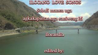 Ilocano Love Songs...