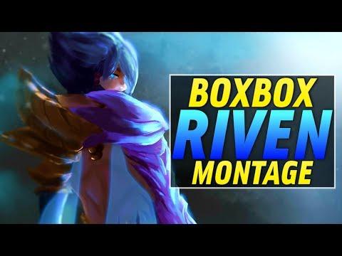BoxBox Riven Montage 2017 - Best Riven Plays | League of Legends