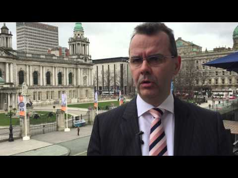 Launch of Belfast Business Awards 2015