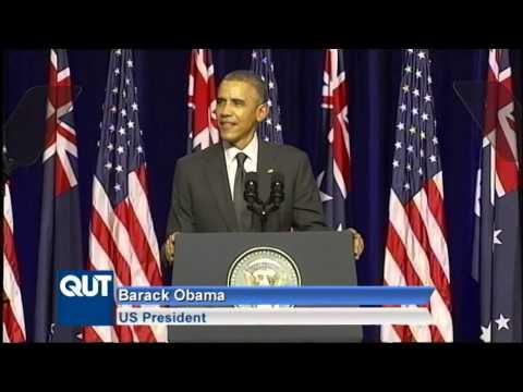QUT News G20 Specia - Saturday 15 November 2014 - Part 1