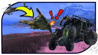 WINGSUIT VS QUAD (GameStreak #23) - Daily Gaming Moments