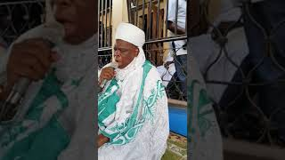 Dr Muhammad Basheer Solihu the Chief Imam of Ilorin