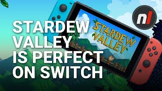 Stardew Valley is a Perfect Match for Nintendo Switch | Soapbox
