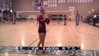 DCC vs SC volleyball full broadcast