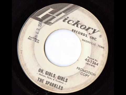 Thumbnail of video The Sparkles - Oh, Girls, Girls