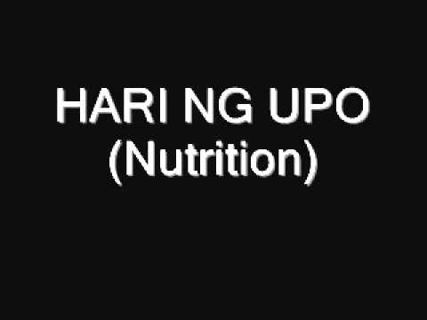Hari Ng Upo video