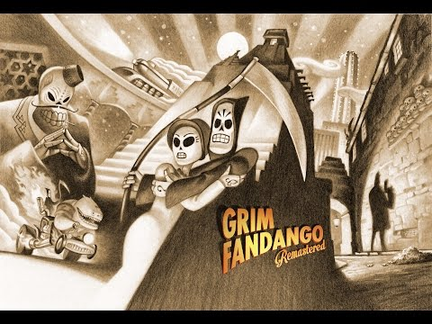 Watch the Official Launch Trailer for 'Grim Fandango Remastered'