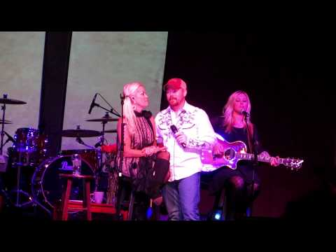 Kevin Moon And Lorrie Morgan Tell Lorrie I Love Her video
