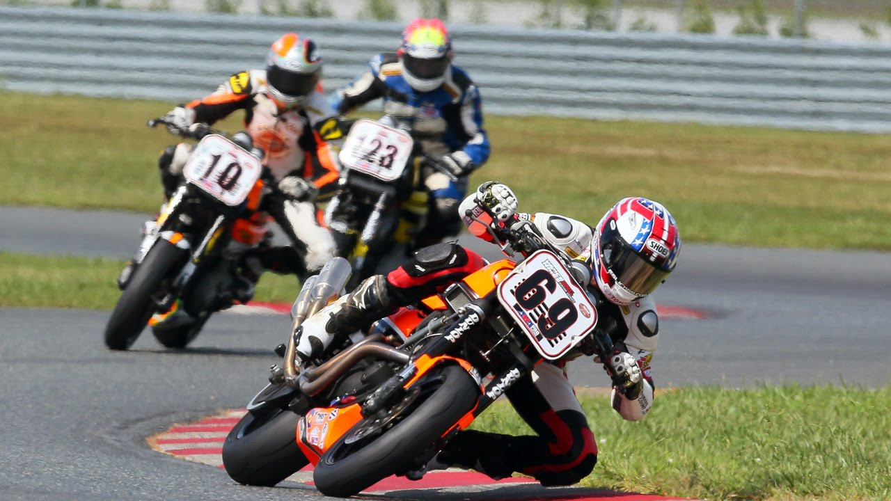 Vance Hines Harley Davidson Series Race New Jersey