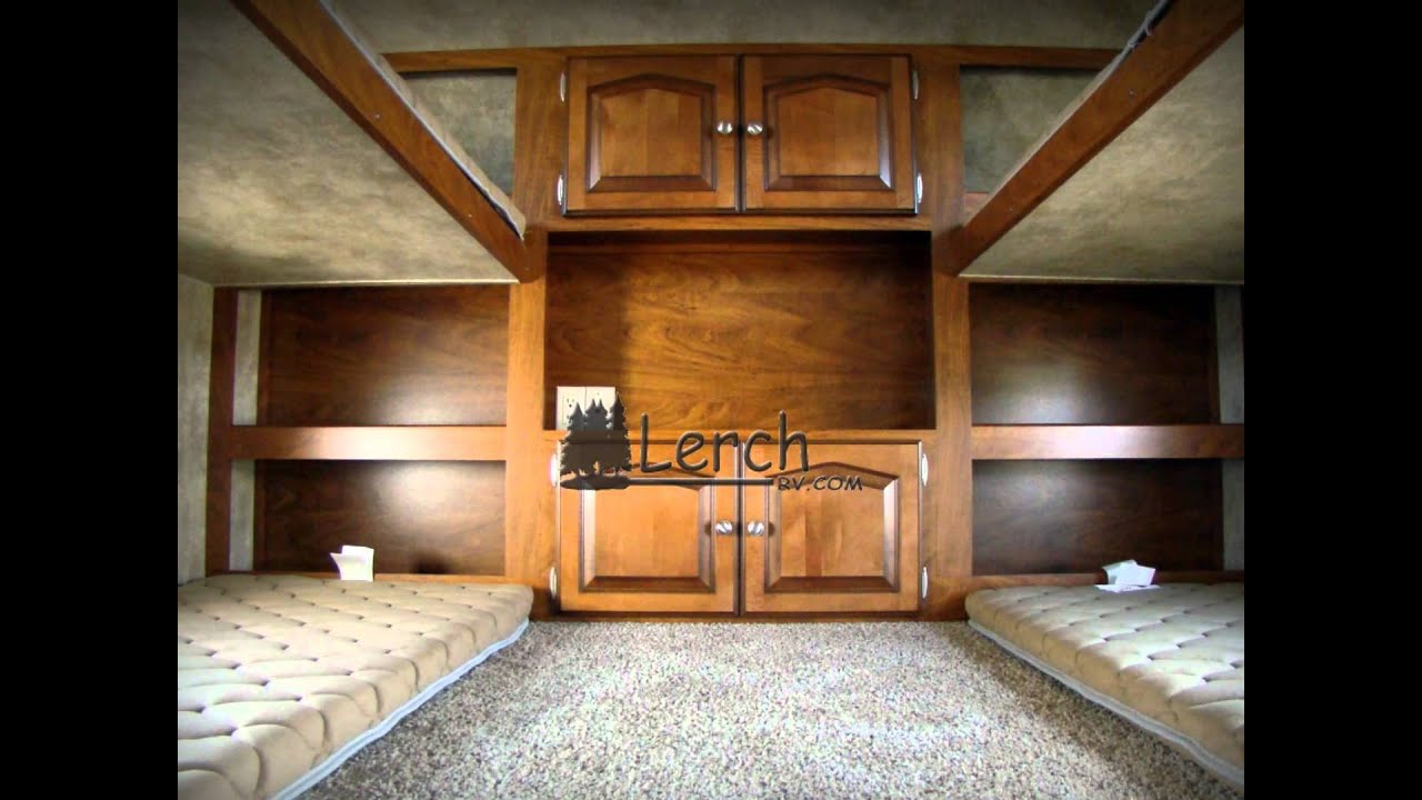 Fifth Wheels With Bunk Beds