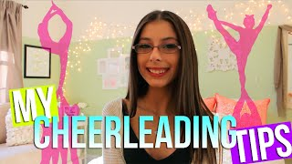 Cheerleading 101// My Tips On Flying!!