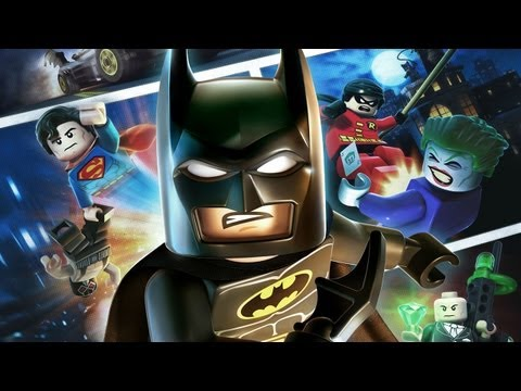 LEGO Batman: DC Super Heroes - Universal - HD Gameplay Trailer