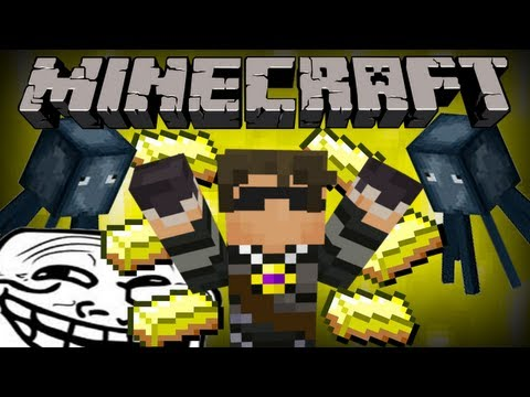 How to Troll Minecraft Youtubers - SkyDoesMinecraft