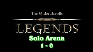 The Elder Scrolls Legends I Solo Arena I Run 3 Part 1 I Deutsch/German