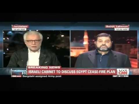 CNN to Hamas: Thanks for joining us!