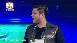CambodianIdol Talkshow Week 2​ EP 2 Part 1