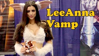 LeeAnna Vamp (Gizmo) Interview: Comic-Con 2015